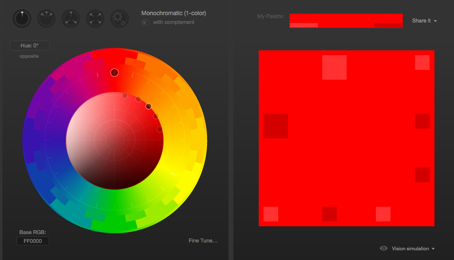 ColourSchemeTool
