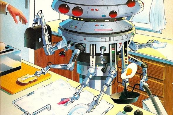 kitchenrobot